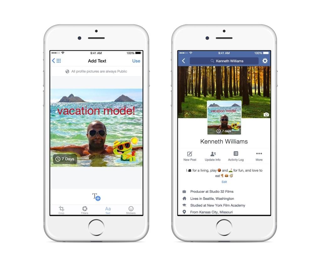 Bio for facebook examples