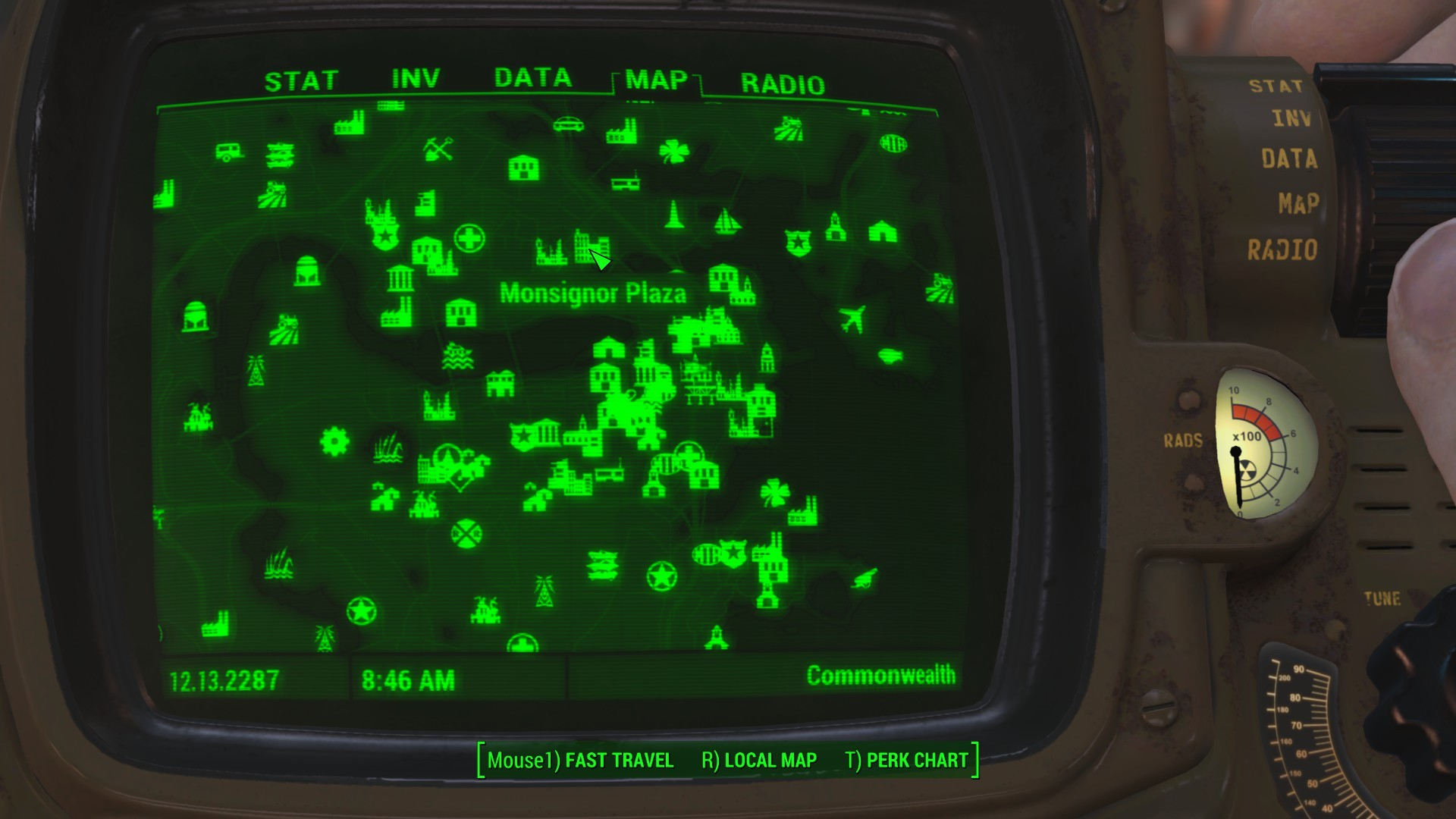 Fallout 4 Has Major Bug Linked To Monsignor Plaza Workarounds Are
