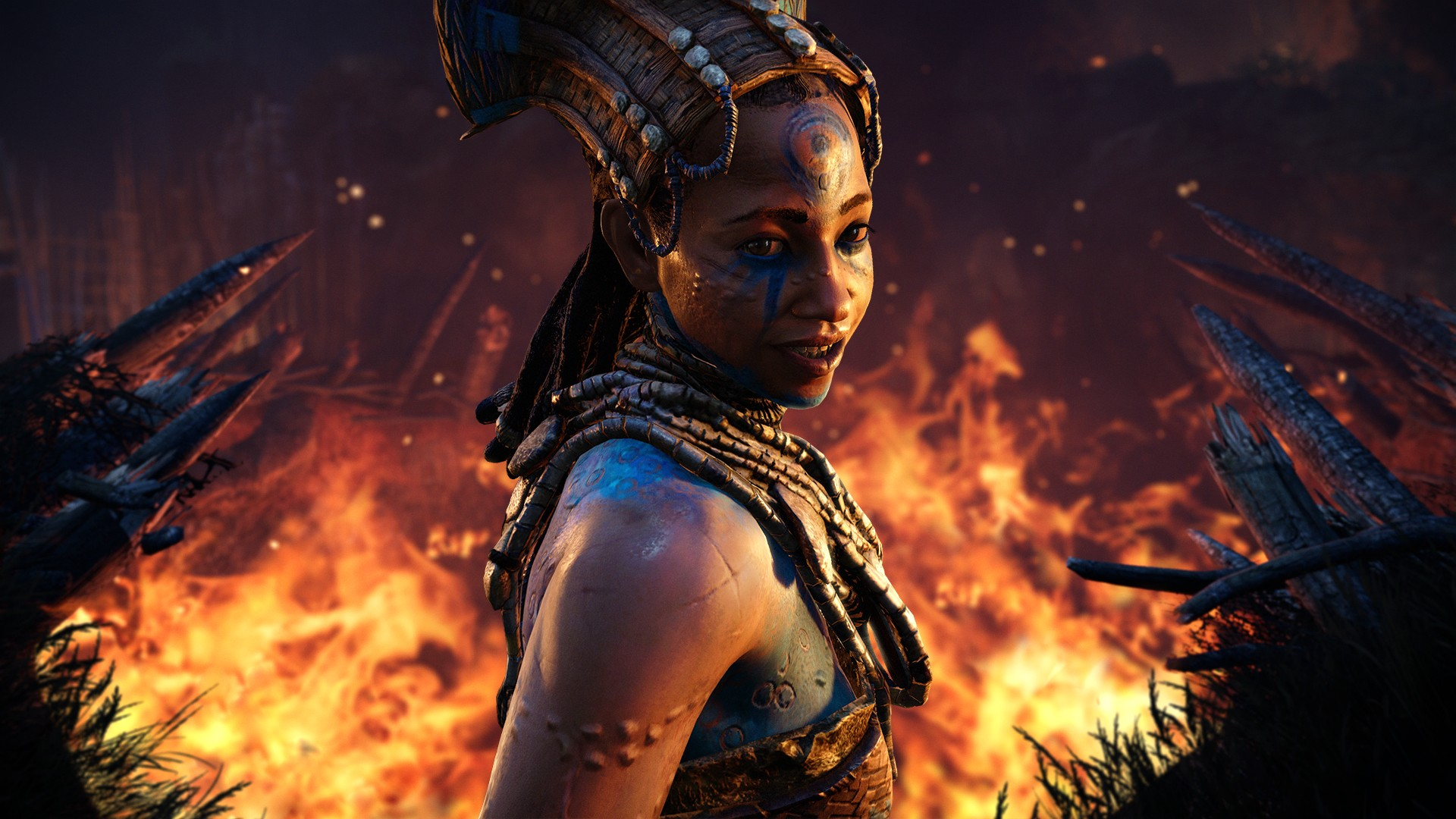 Far Cry Primal Reveals New Character Focused Trailers Playstation 4 Bundle