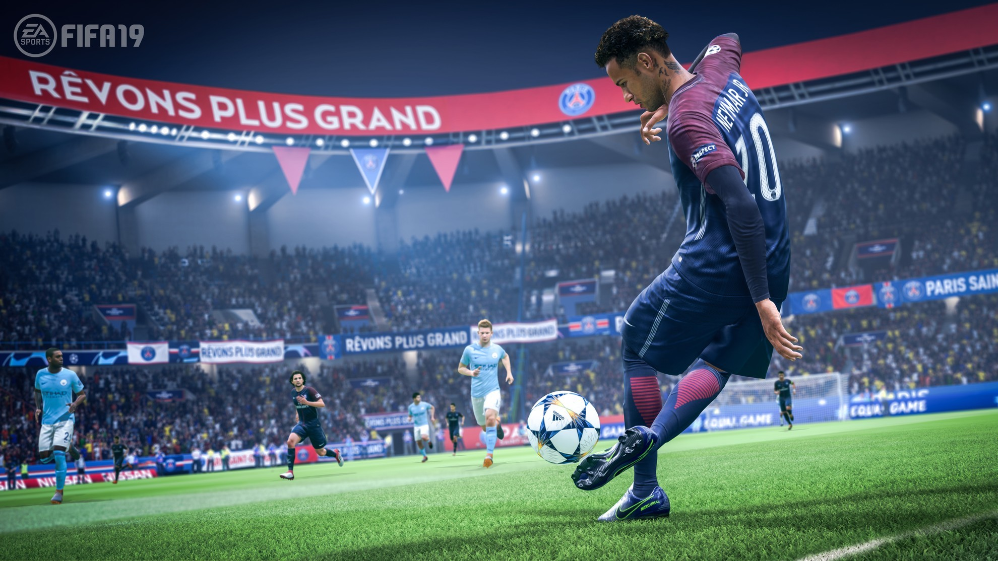 FIFA 19 PC System Requirements Are Very Accesible