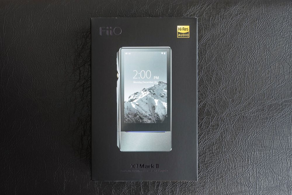 what is the latest firmware for the fiio x7