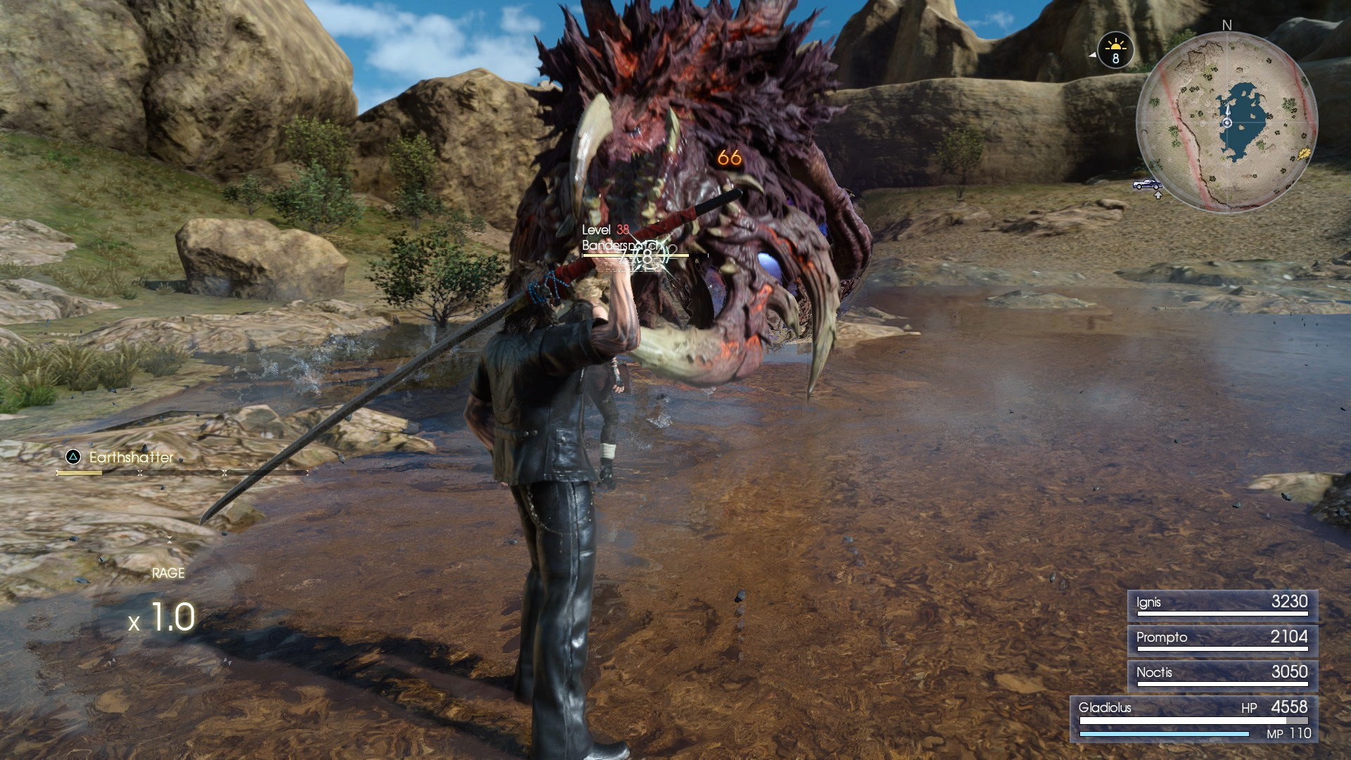 final fantasy 15 for pc supports 4k and 8k needs 155gb of hdd space