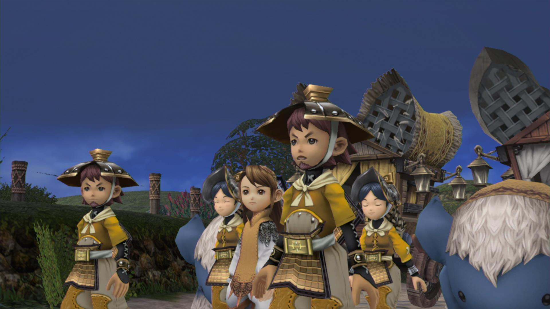 Final Fantasy Crystal Chronicles Remastered Edition Headed To