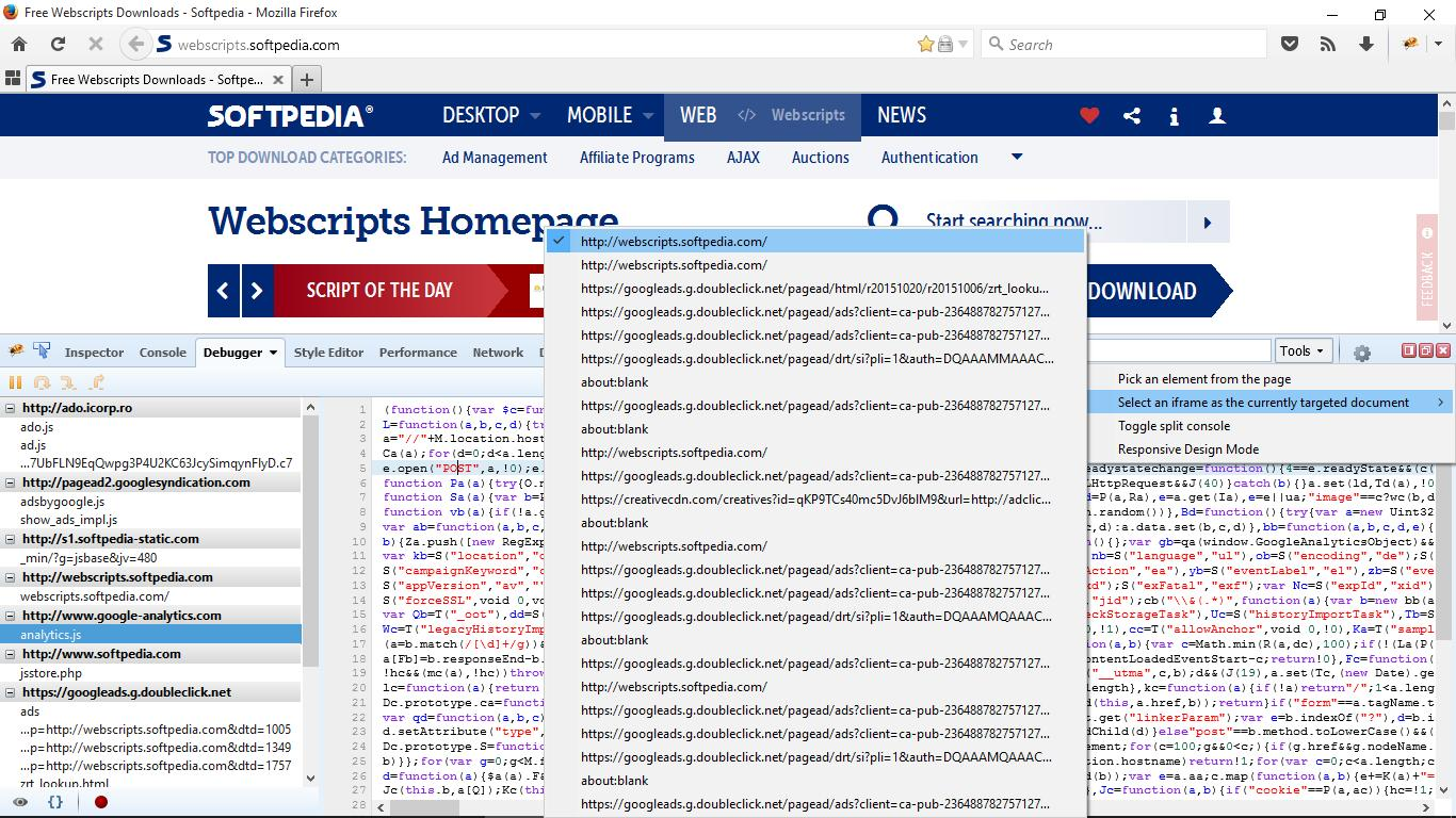 Firebug Will Be Integrated with Firefox's DevTools - Screenshot Tour