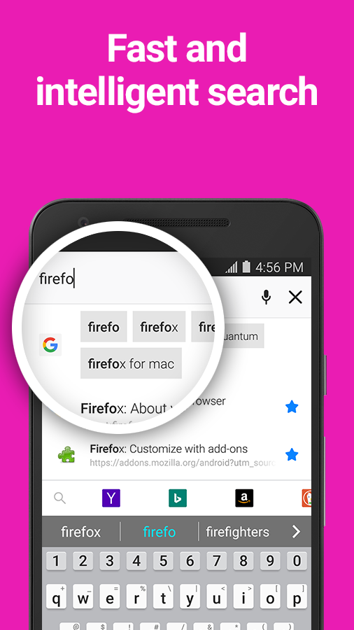Firefox 59 for Android Adds HLS Playback Support, Improves
