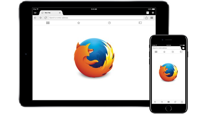 Firefox new iOS version