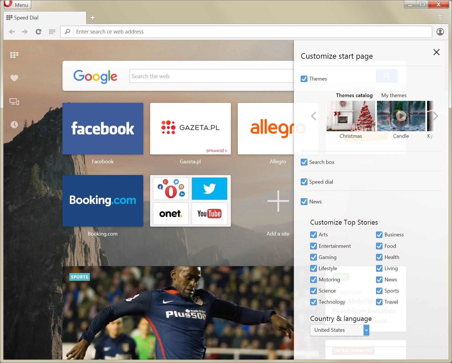 First Opera Web Browser Beta Update in 2016 Lets Linux Users Watch