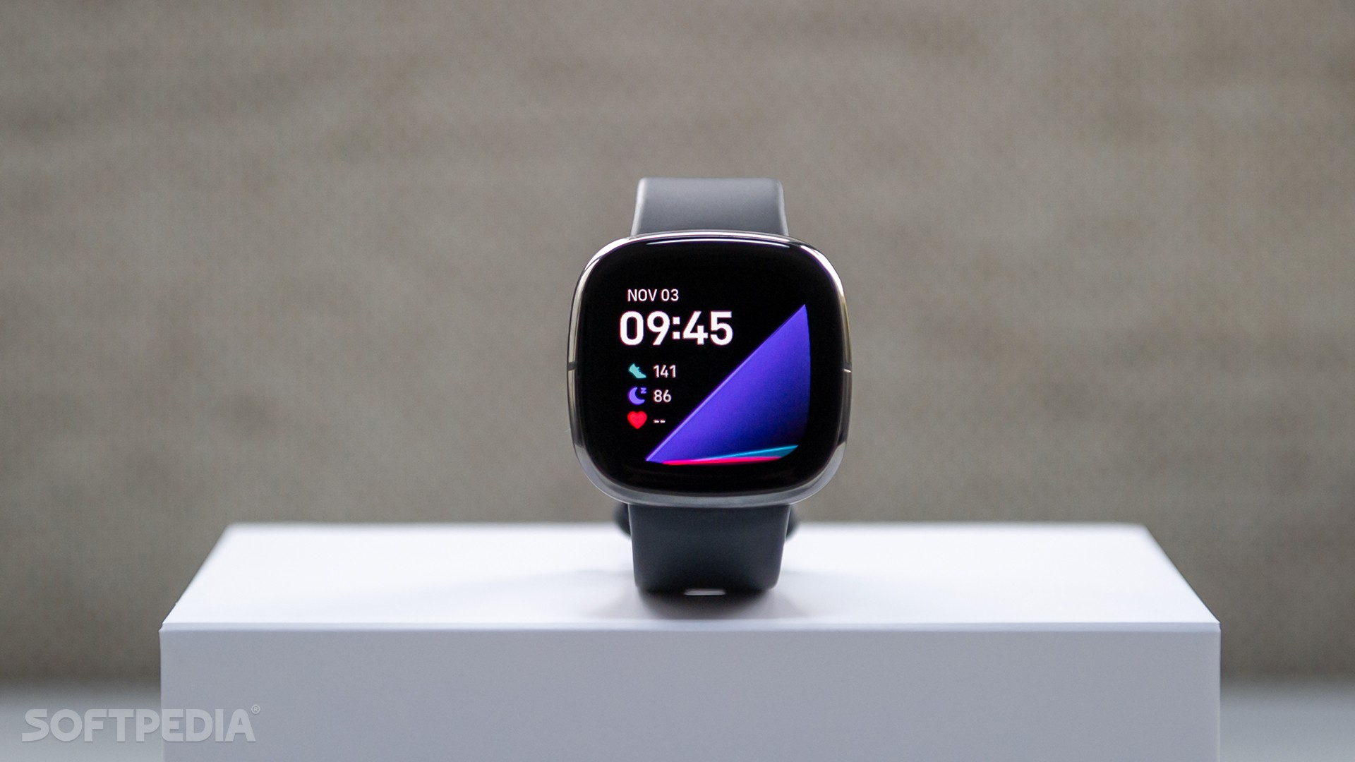 The all-new Fitbit Sense