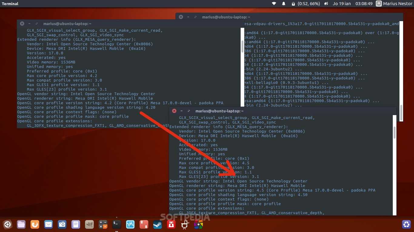Tutorial to fix openGl 2.0 ,1.4,1.3 for window 7 32 and 64 ...