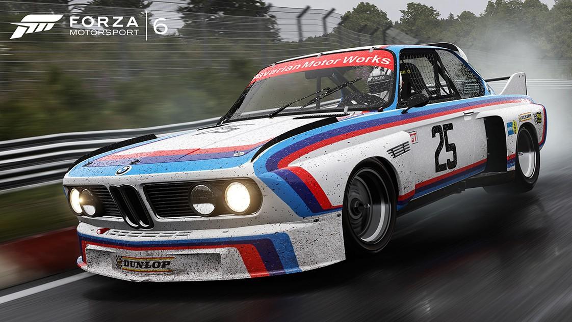 Forza Motorsport 6 Arrives Next Month