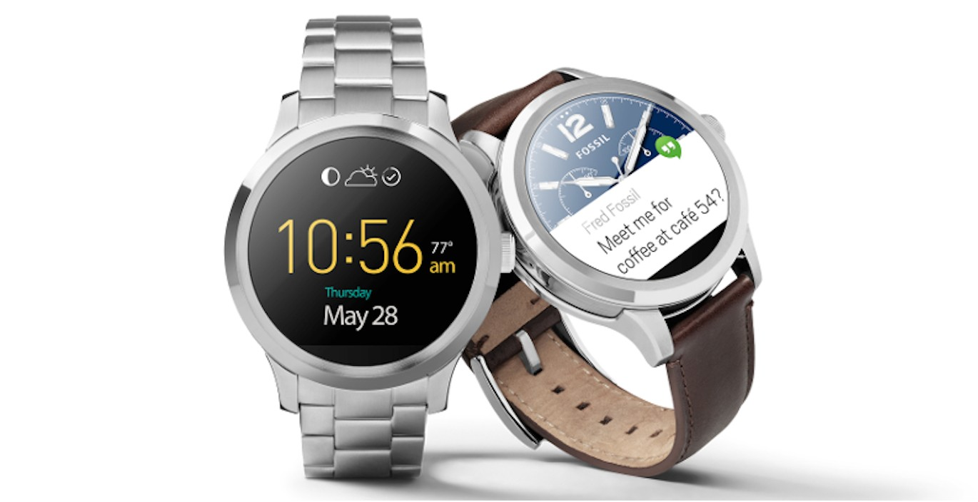 Fossil Smartwatches to Be Updated to Android Wear 2.0 in ...