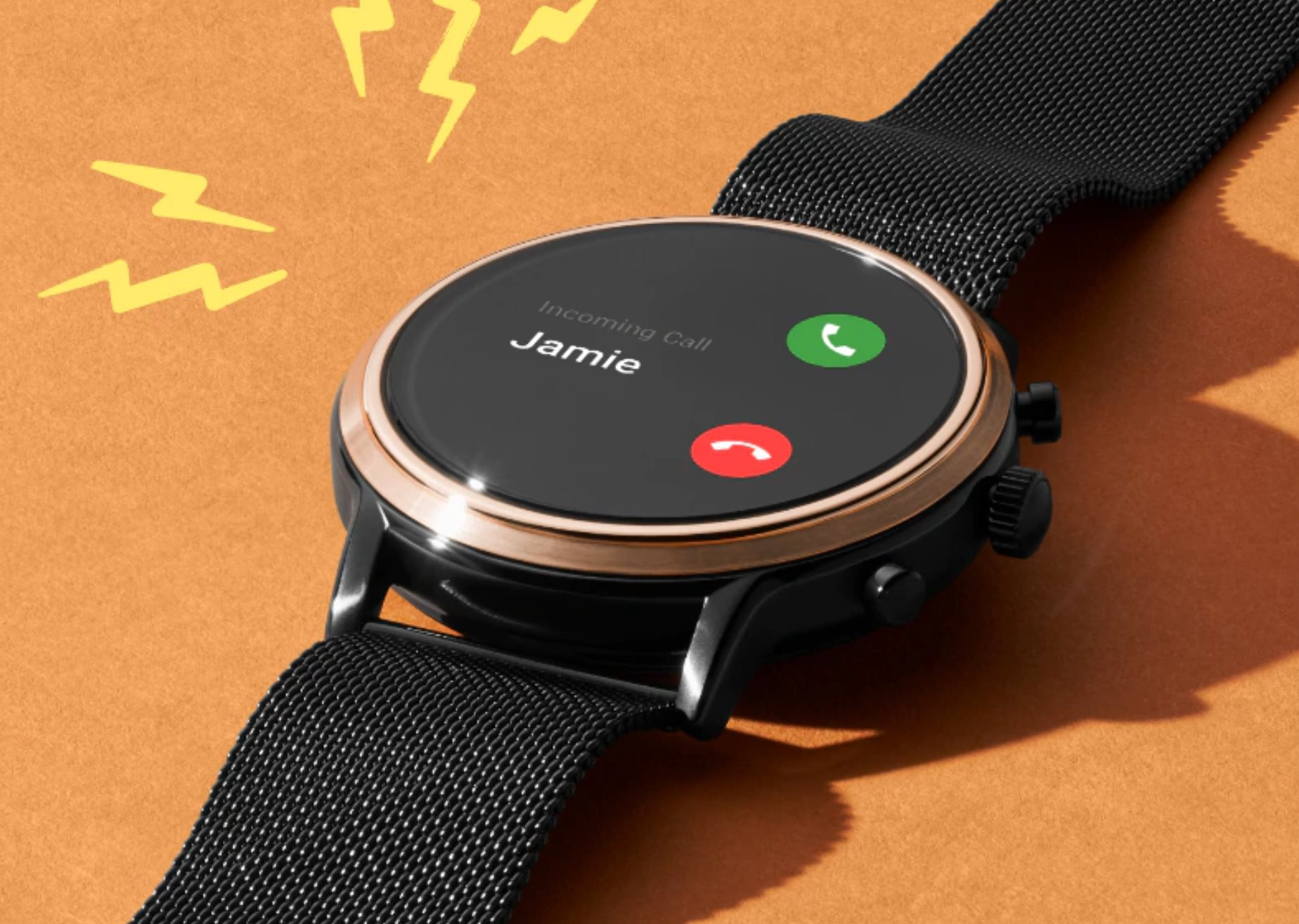 Fossil reportedly working on new smartwatch with LTE