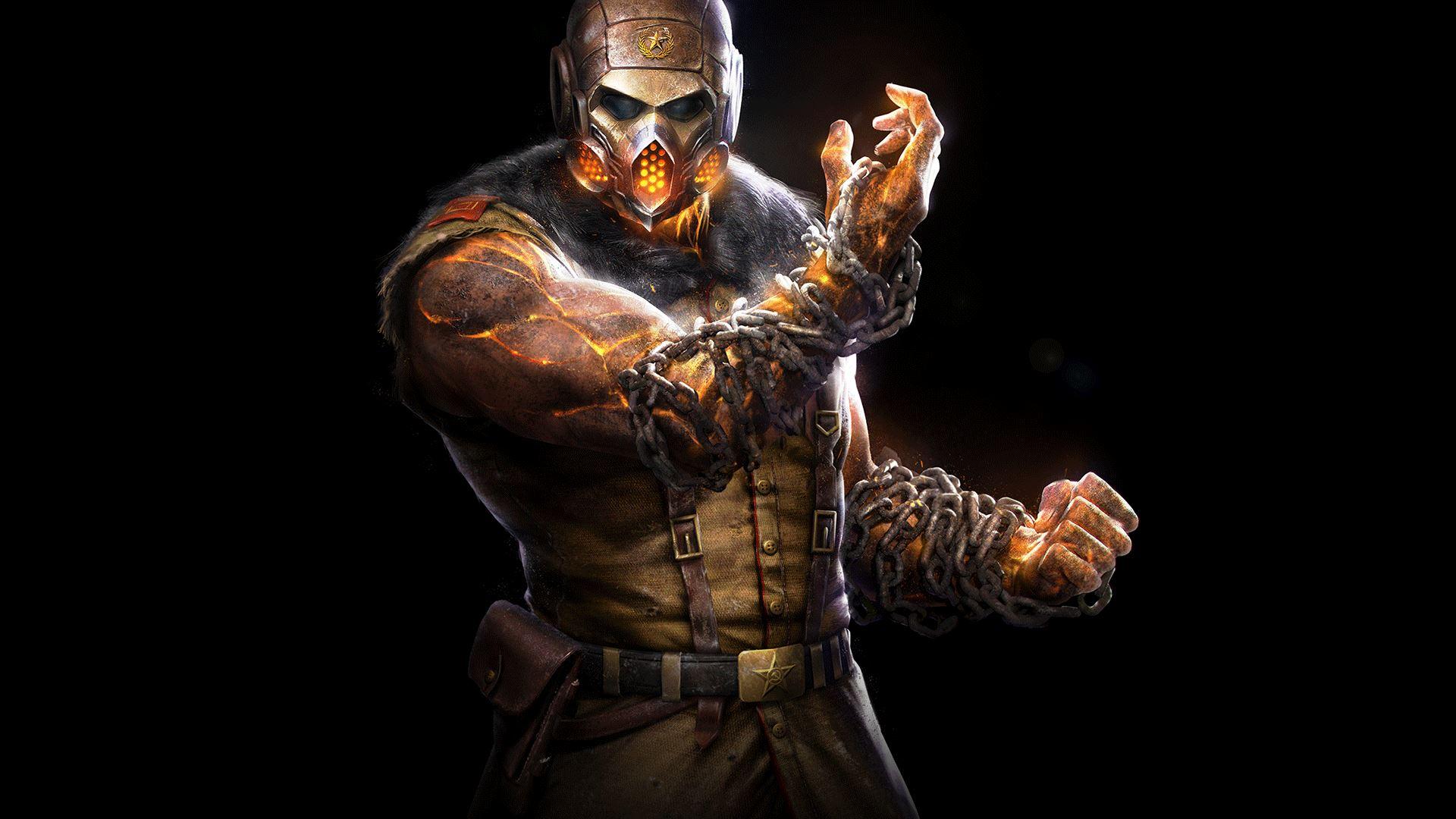 Free Mortal Kombat X Klassic Fatalities And Kold War Scorpion Dlcs