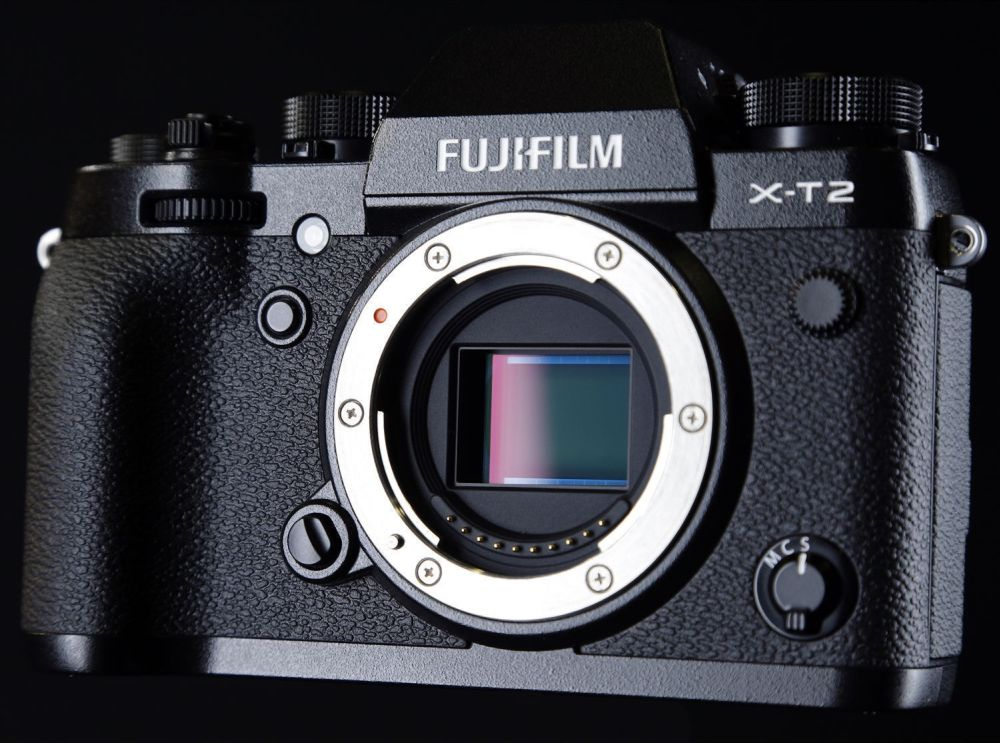 Fujifilm's X-T2 Digital Camera Gets a New Firmware - Version 4 00