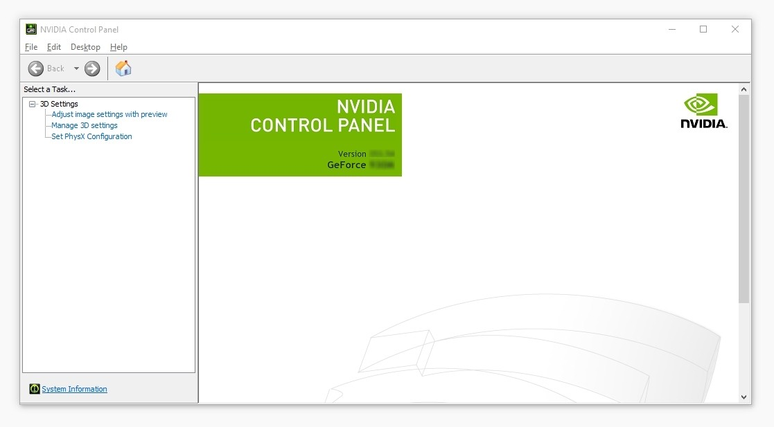 Fullscreen Feature in Nvidia GPU Control Panel Leaves Door