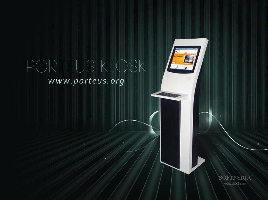 porteus kiosk change