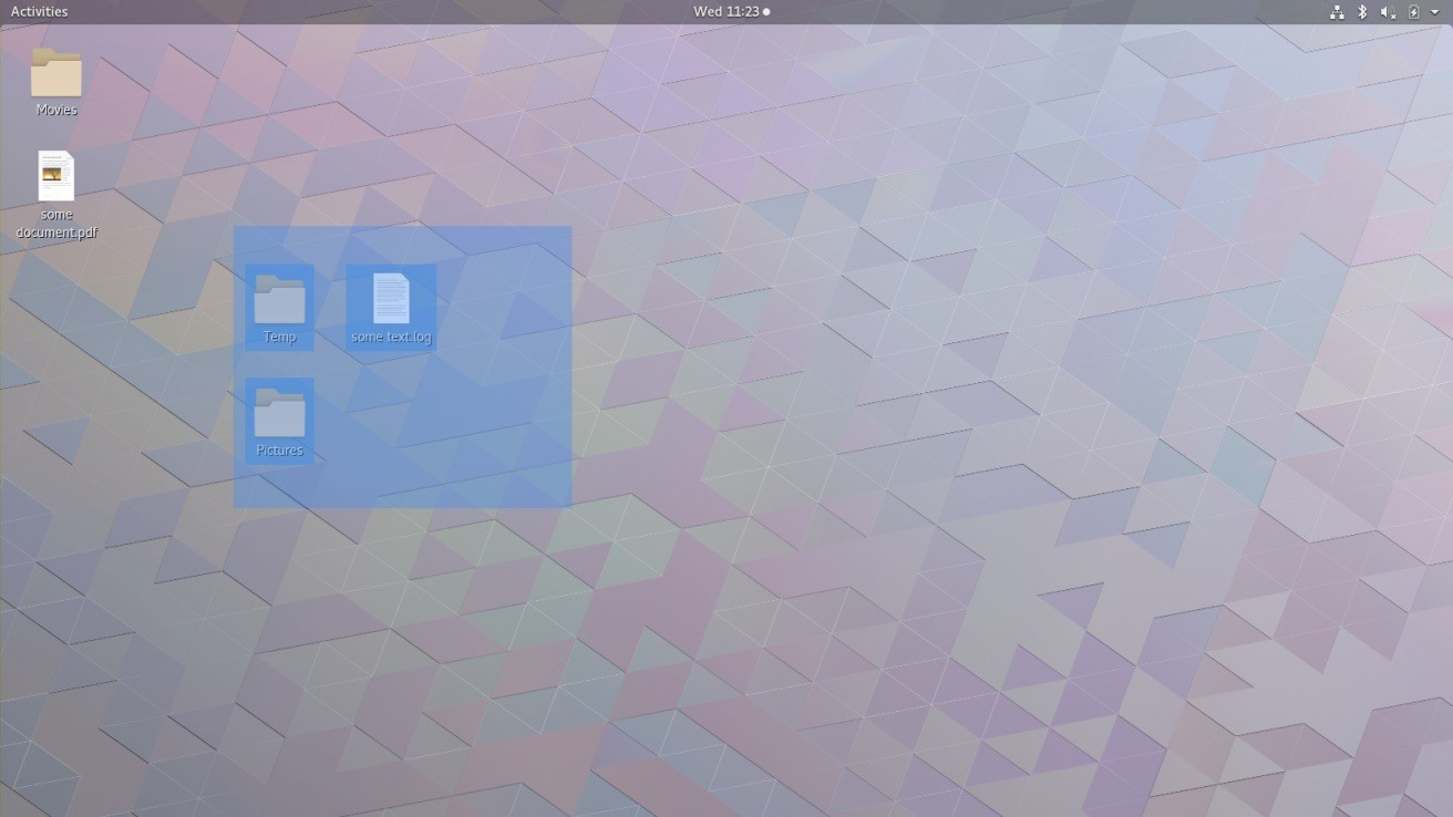 GNOME 3 30 Brings Back Desktop Icons with Nautilus Integration