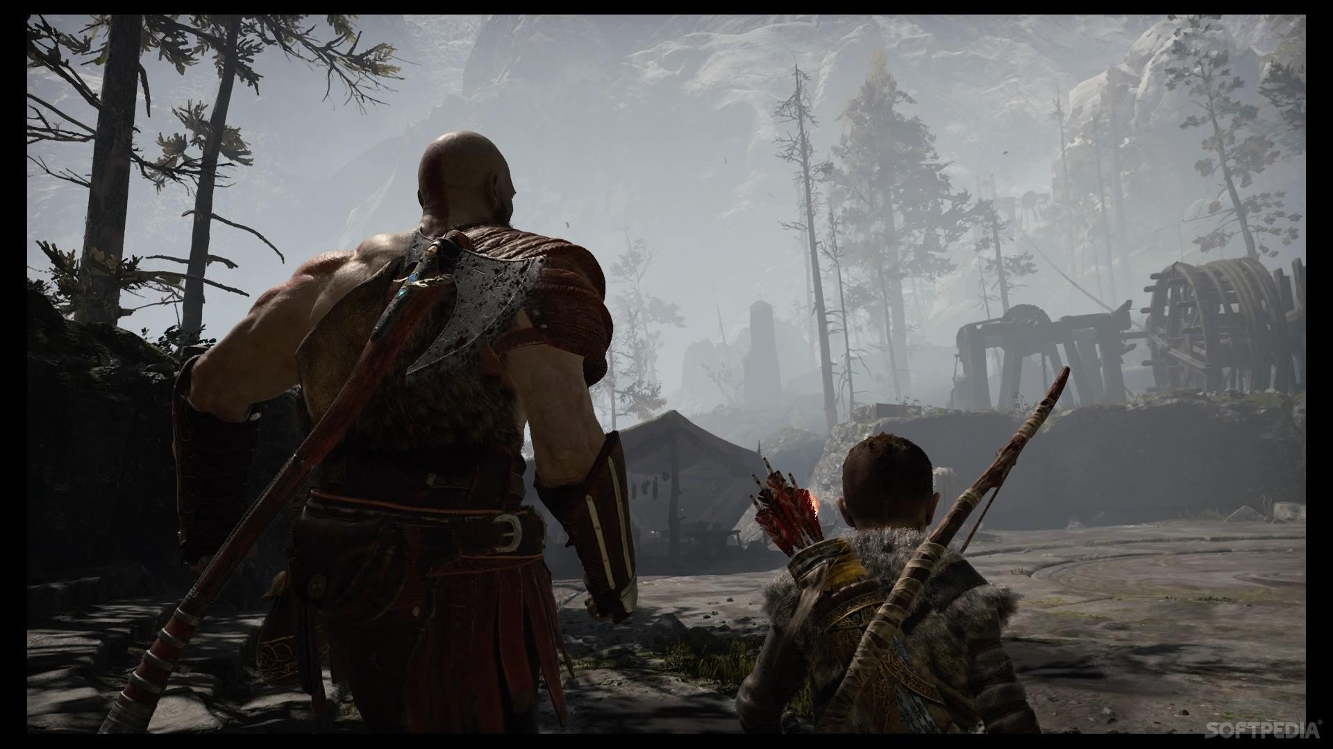God Of War Gameplay God of War Review (PS4...