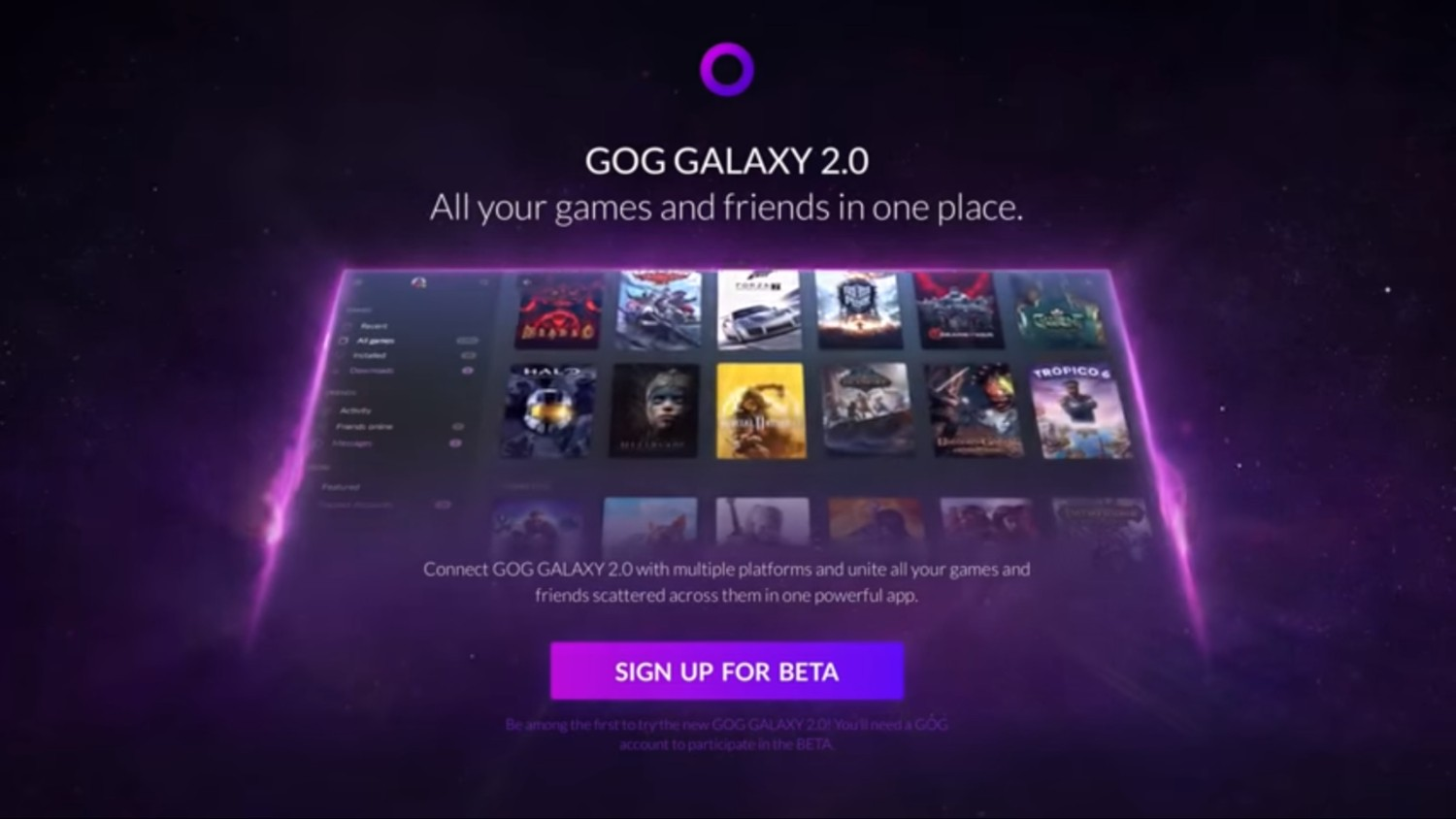 GOG Galaxy 2.0 Atlas Update Released with Major New Features, Improvements