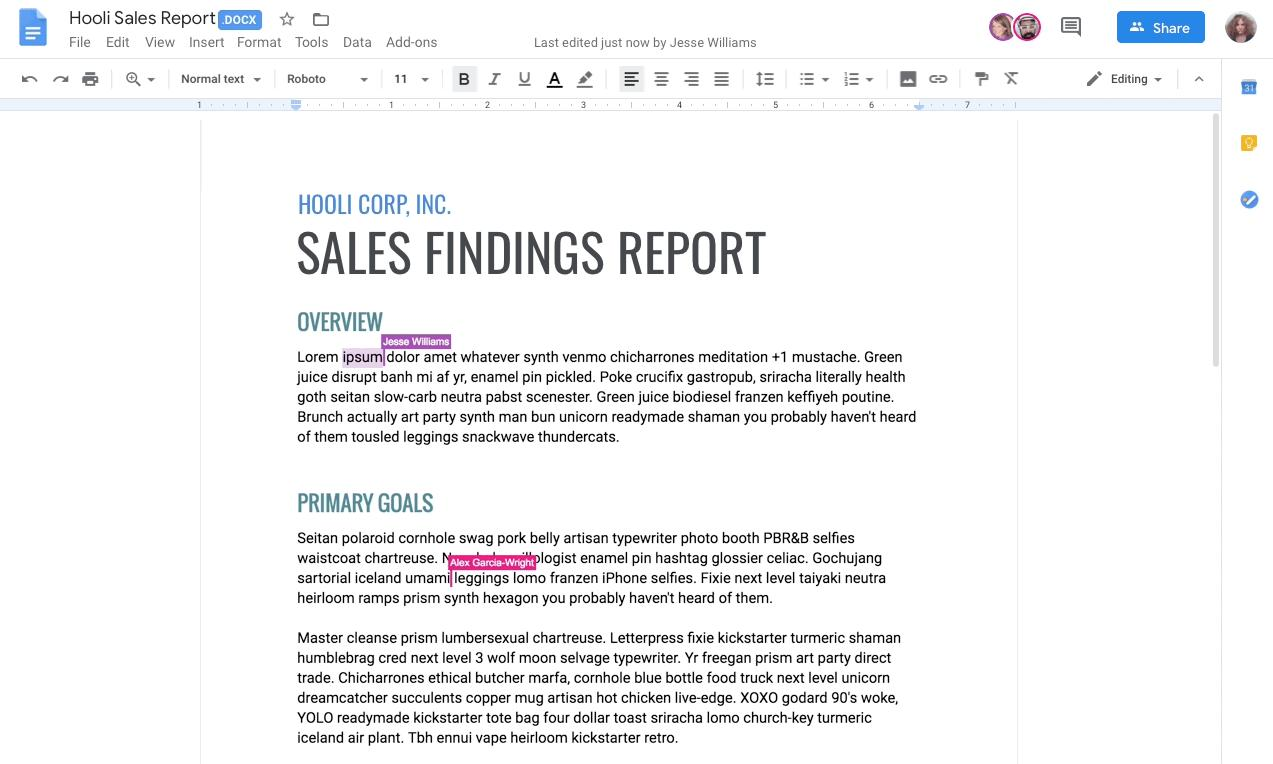 You'll soon be able to edit Microsoft documents natively on Google Docs