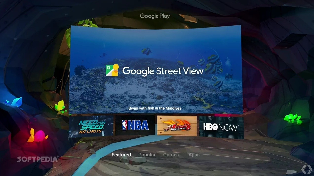 Google Announces Daydream, a VR Platform for Android N