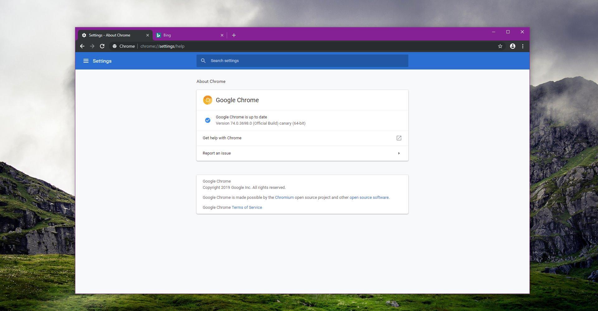 Google Chrome's Dark Theme Gets Key Update on Windows 10 as