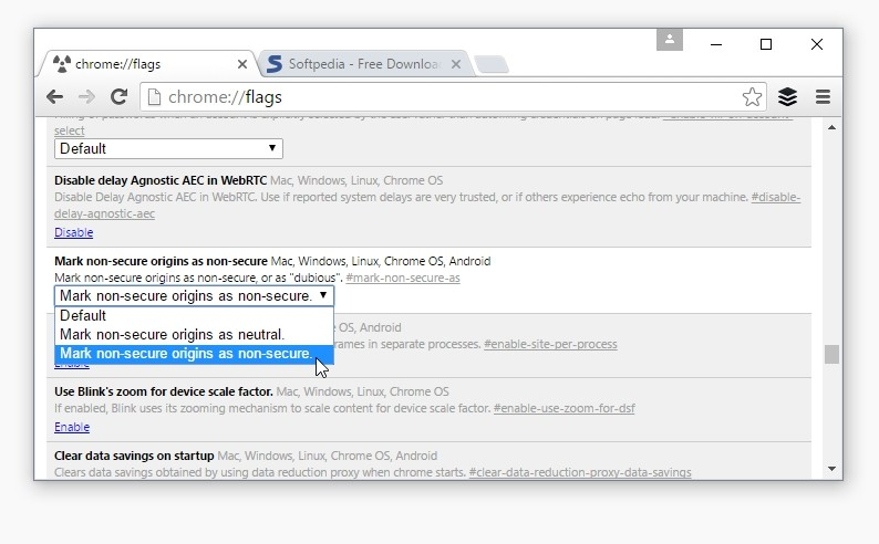 Google Chrome Will Mark HTTP Sites as Insecure with a Big Red X