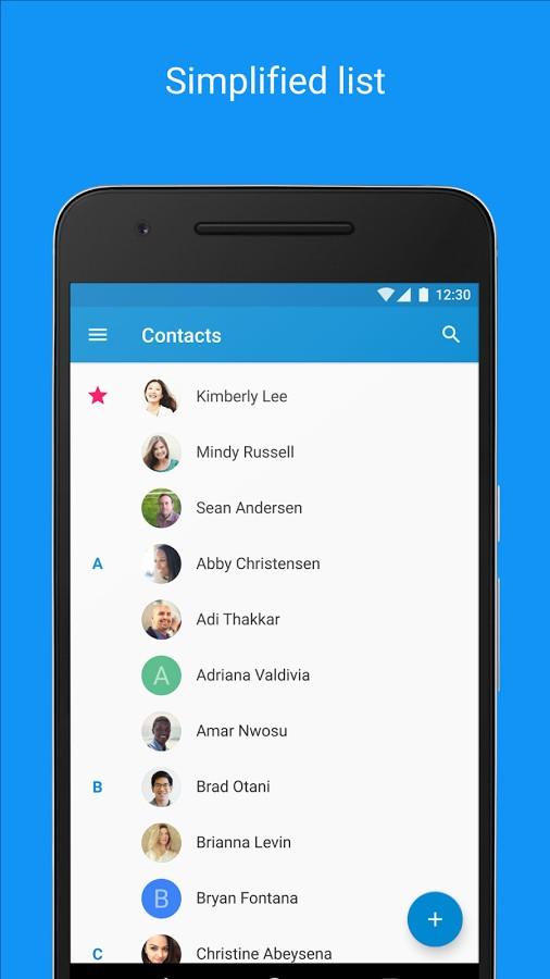Google Contacts Update Brings Major Changes, Including a