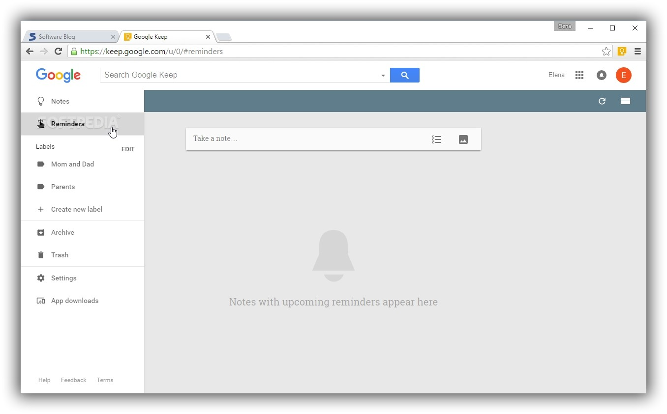 how to manually sync google keep app and web