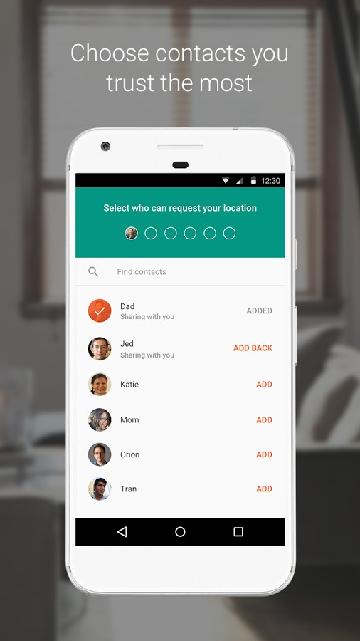Google Launches Trusted Contacts, Its Personal Safety App