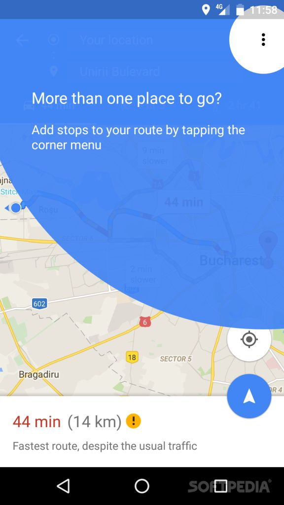 Google Maps for Android and iOS Gets Multiple Destinations Feature on