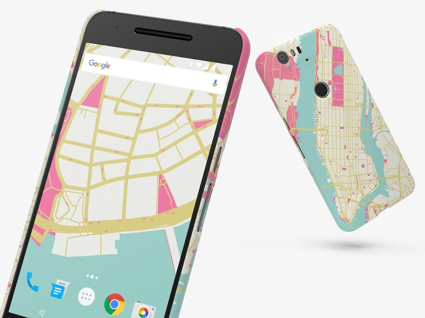 Google Offers Nexus Live Cases in Maps Contest on water case, telescope case, pistol holster case, hat case, phone case, game case, clock case, cap case, filter case,