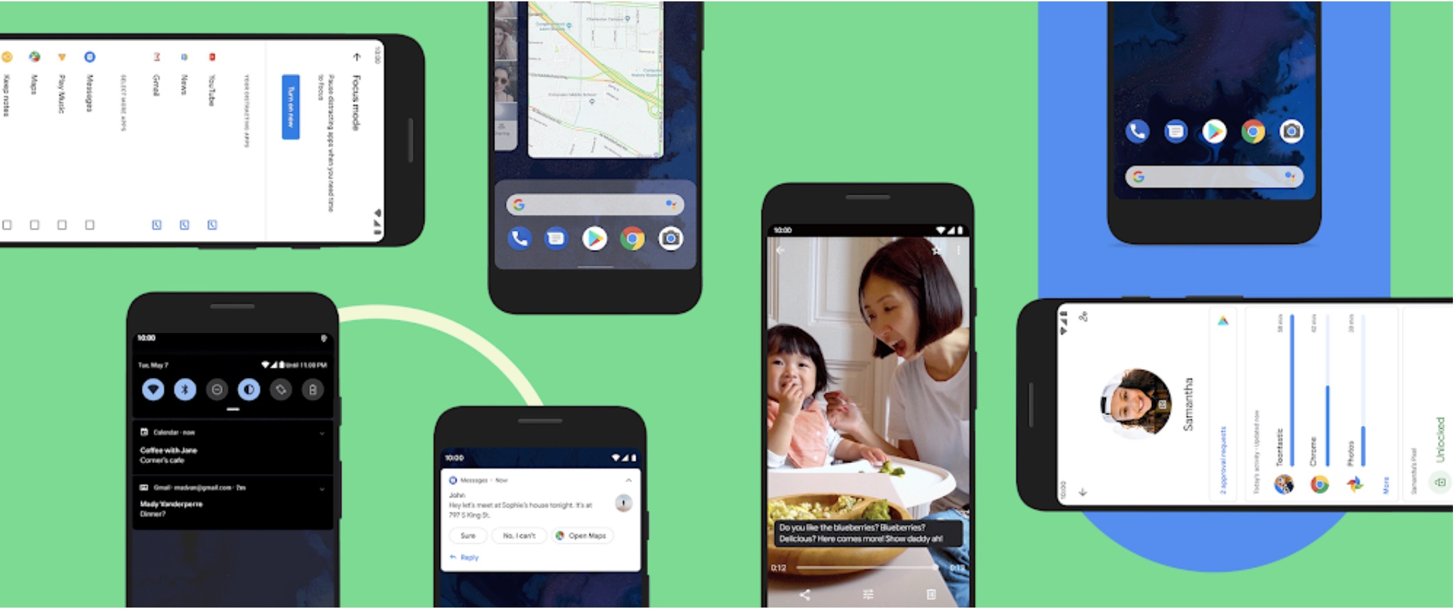Google Officially Releases Android 10, Rolling Out Now to