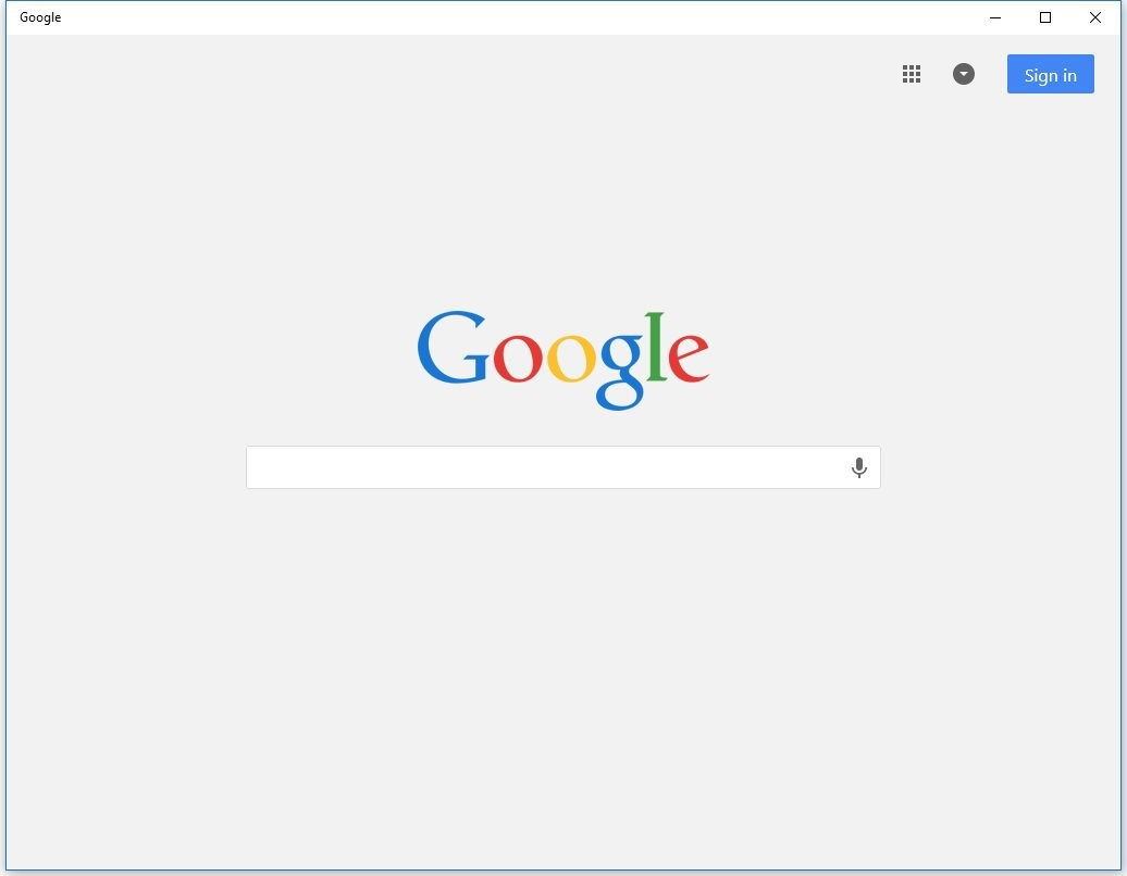 Google Updates Its Windows 10 App with Material Design