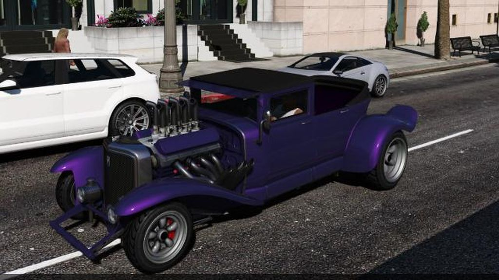 GTA Online Will Have Halloween Event, Lowriders Data Mining Shows