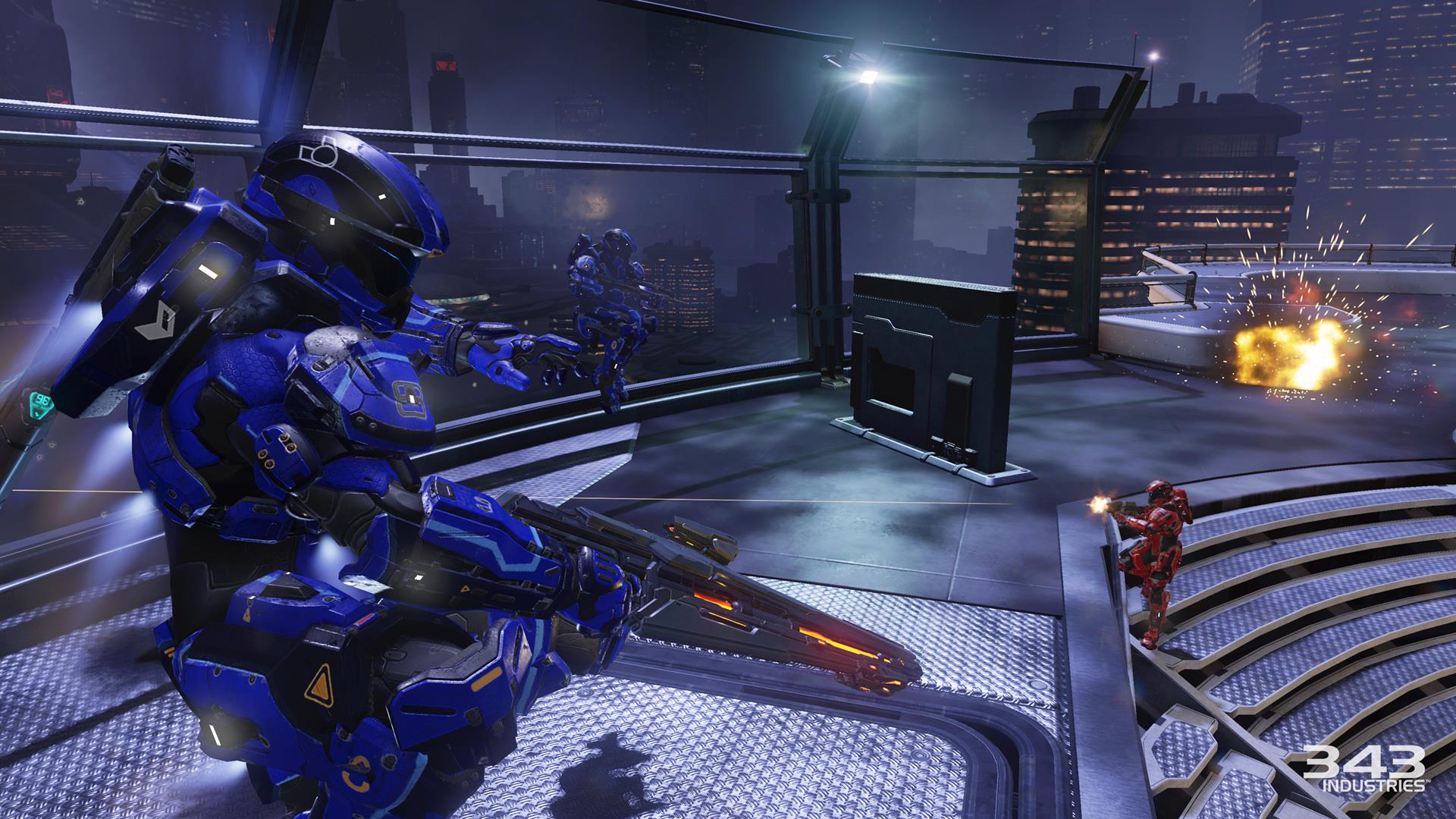 Halo 5: Guardians Will Not Feature Datacenter Choices for