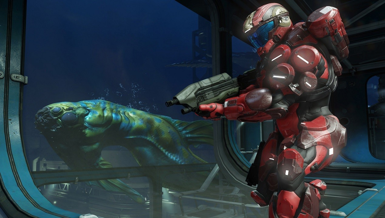 Halo 5 Post-Launch Multiplayer DLC Gets More Details