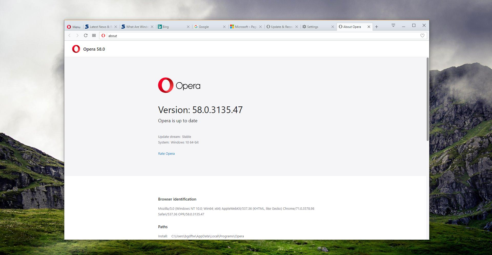 Hands-On with All the New Features in Opera 58