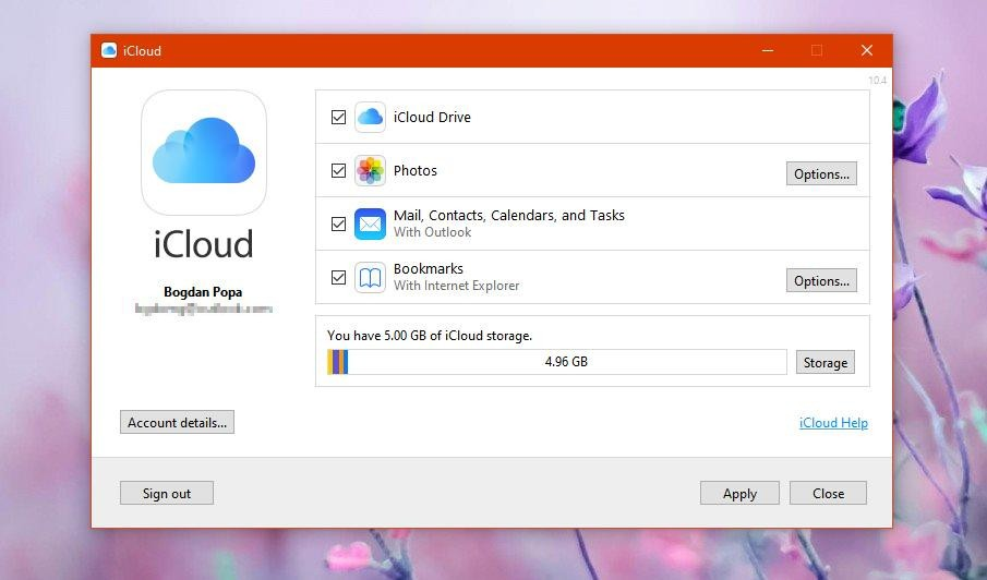 Hands-On with Apple's New iCloud App for Windows 10