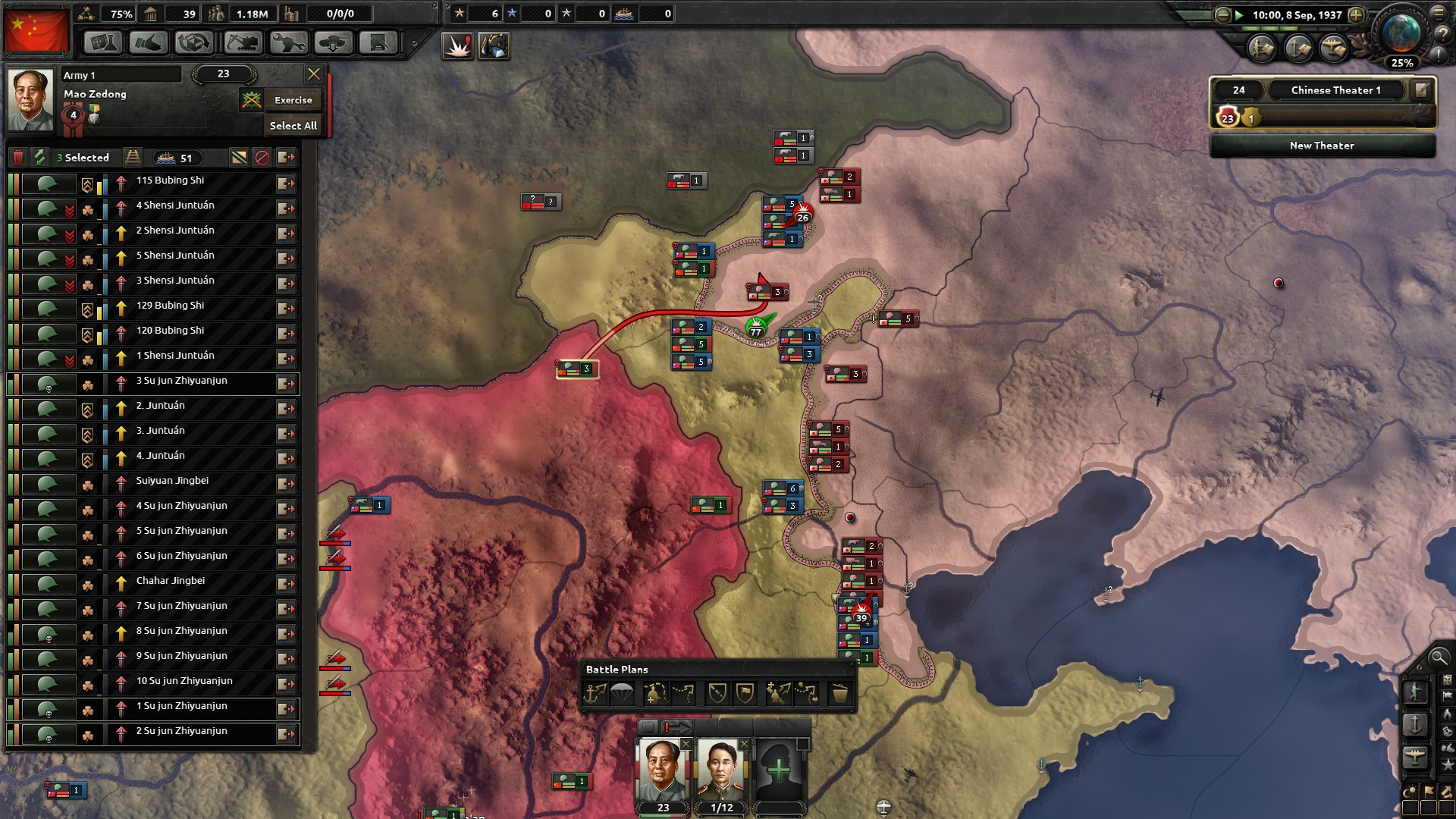 Hearts of Iron IV Will Improve China, Create Roadblock for