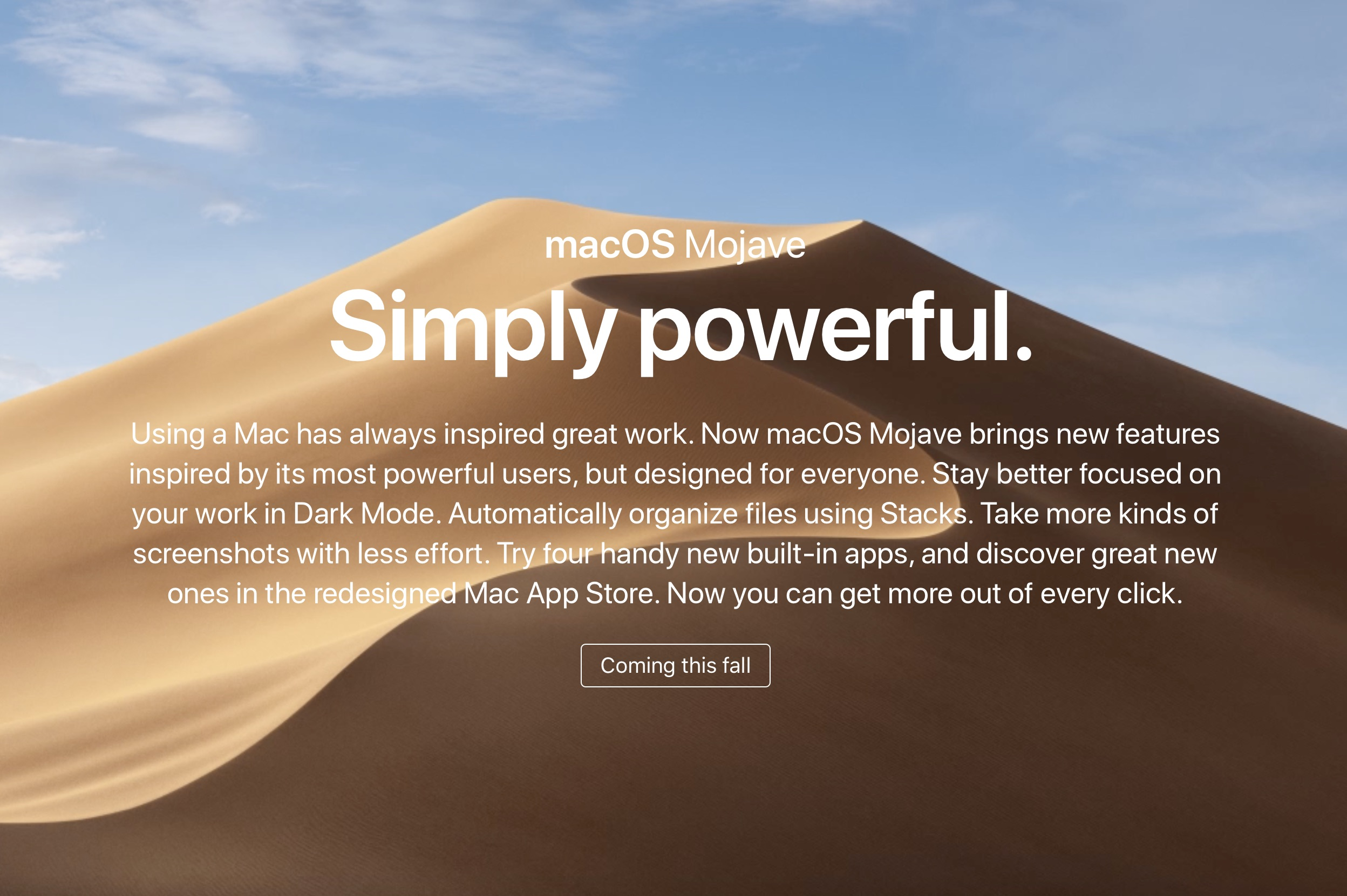 Here's How to Install macOS Mojave 10 14 Public Beta on Your Mac