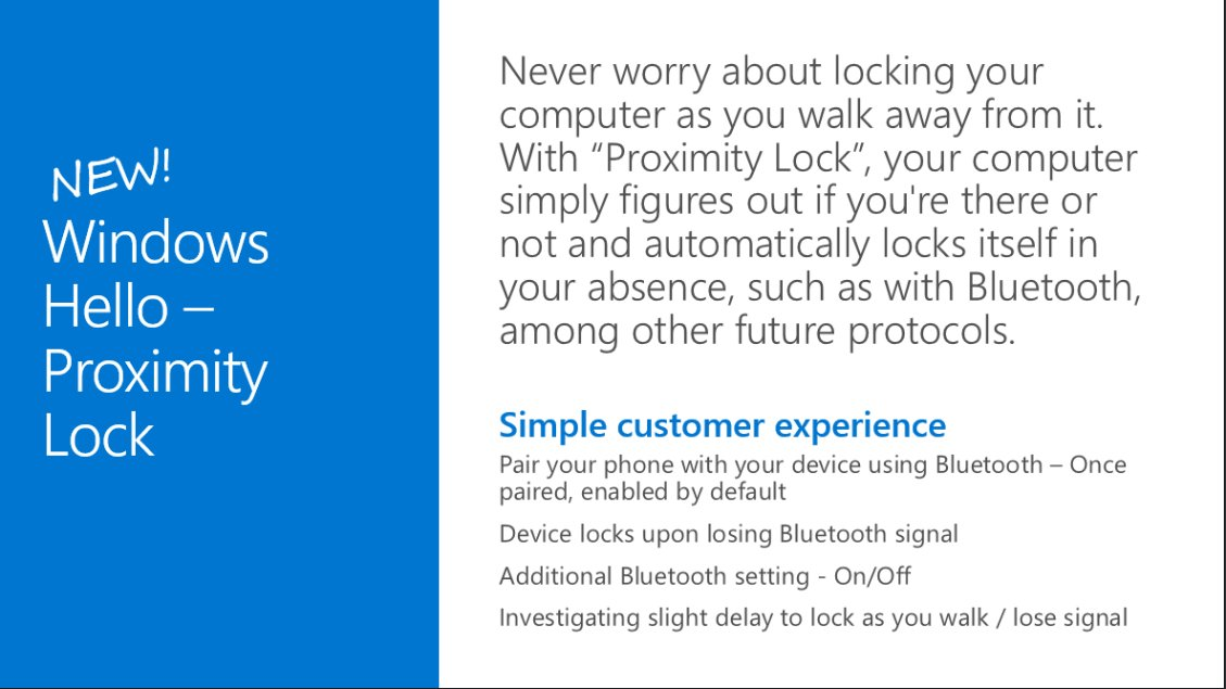 Here's How Windows 10 Could Lock Your PC When You Step Away
