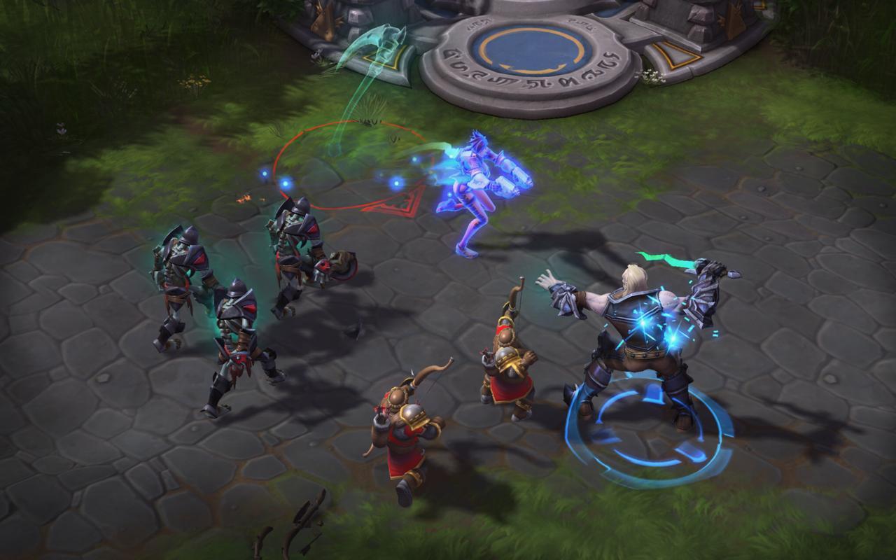 Heroes of the Storm Update Adds Tracer, Balance Tweaks via