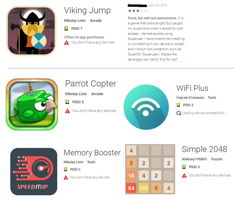 Highly Dangerous Trojan Found in Apps on the Google Play Store
