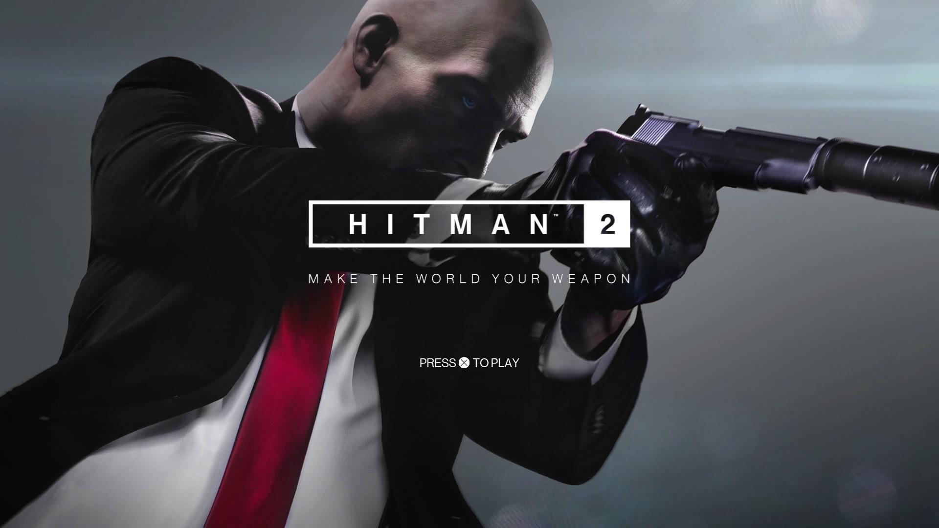 Hitman 2 Review Ps4