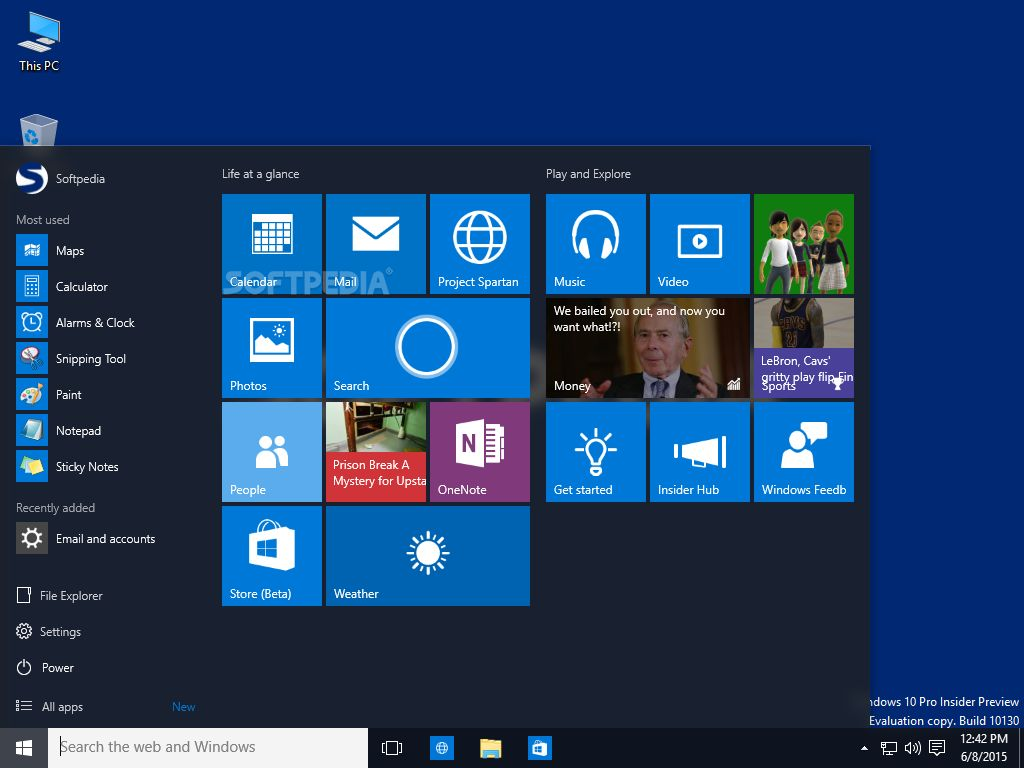 How About That  It Pros Also Happy With The Start Menu
