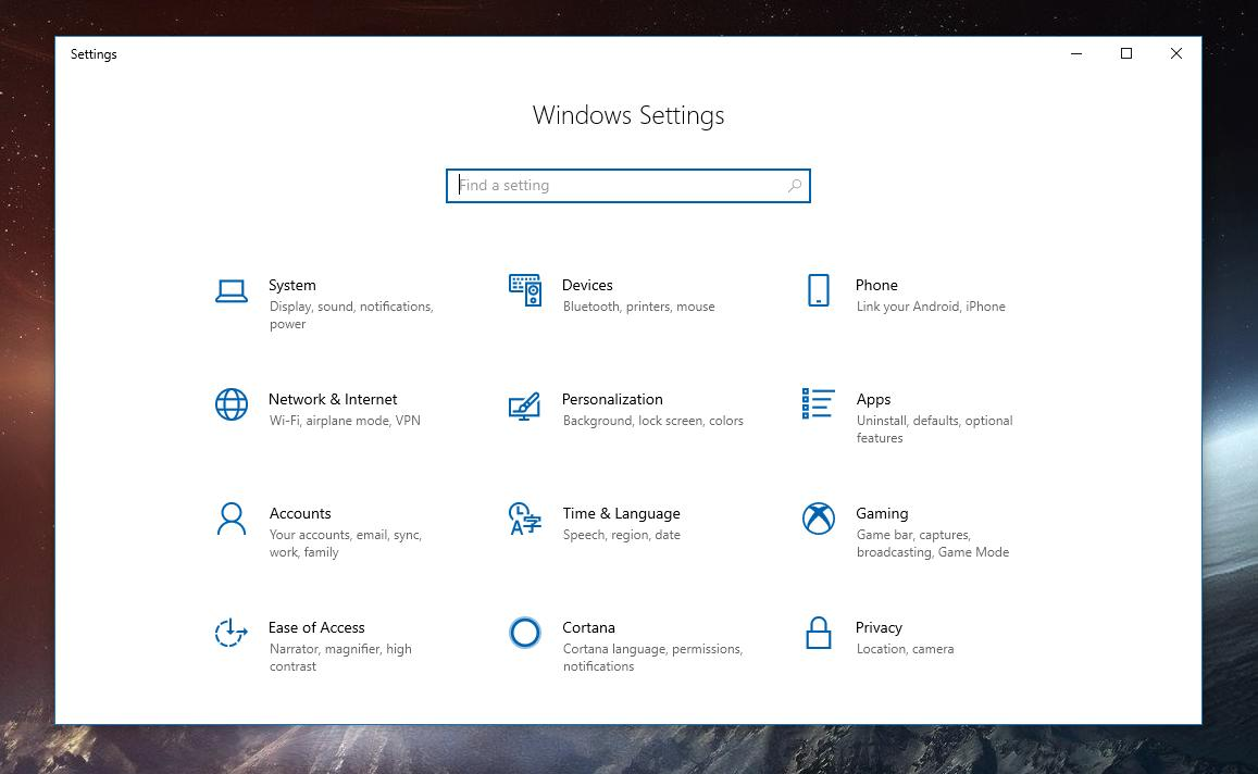 How to Block Access to Settings and Control Panel in Windows 10