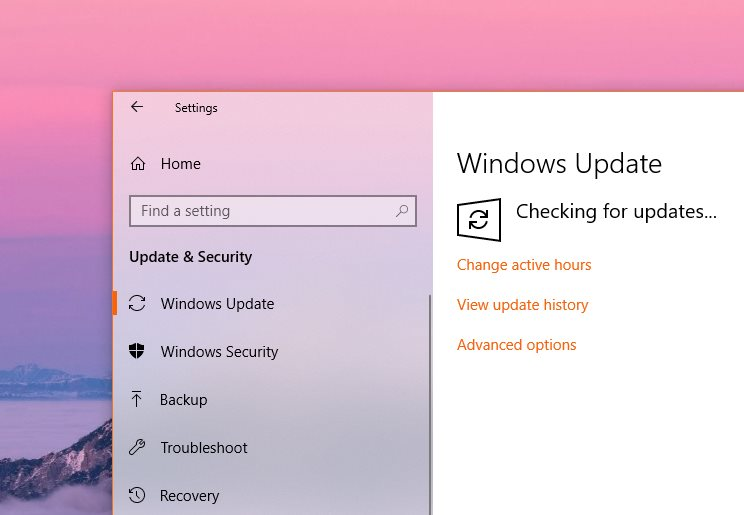 how to close windows updates in windows 10