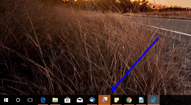 How to Change the Number of Taskbar Icon Flashes in Windows 10