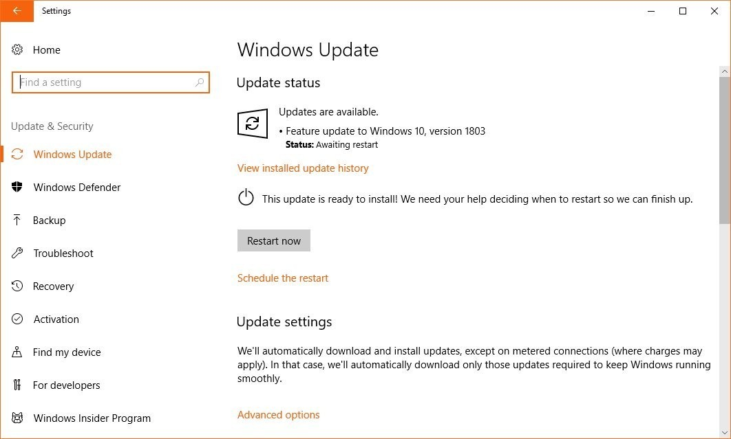 How to Change Windows Update Download Location in Windows 10